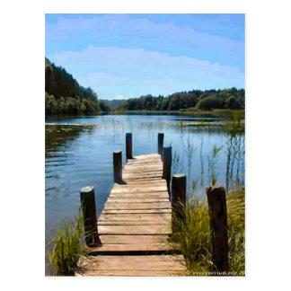 Carte Postale Bassins De le Doubs