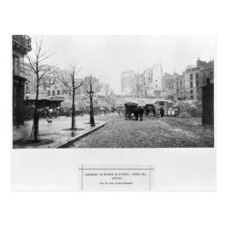 Carte Postale Bâtiment d'avenue de l'Opera