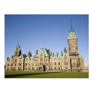 Carte Postale Bâtiment du Parlement à Ottawa, Ontario, Canada