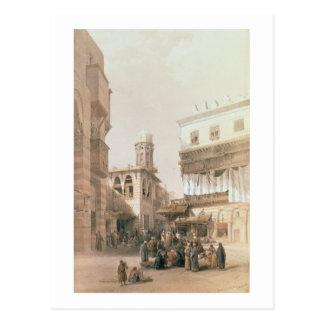 Carte Postale Bazar des chaudronniers de cuivre, le Caire, de