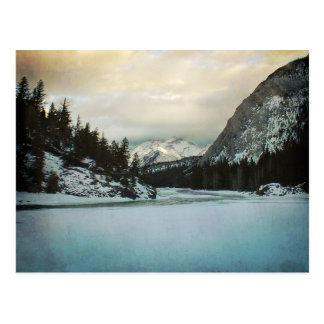 Carte Postale Beauté dans Banff