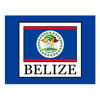 Carte Postale Belize
