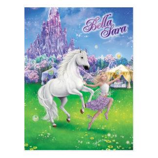 Carte Postale Bella et Sara Moonfairies 2