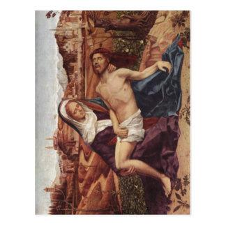 Carte Postale Bellini, Giovanni Piet ? um technique 1500 de C.