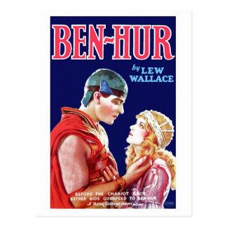 Carte Postale Ben-Hur (1925)