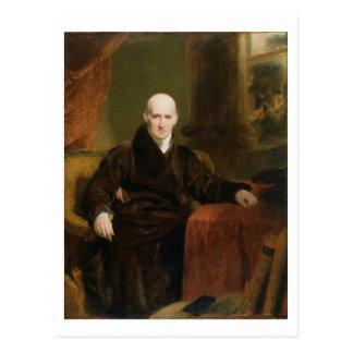 Carte Postale Benjamin (1738-1820) 1810 occidental (huile sur le