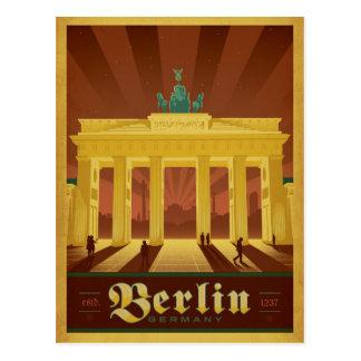 Carte Postale Berlin, Allemagne