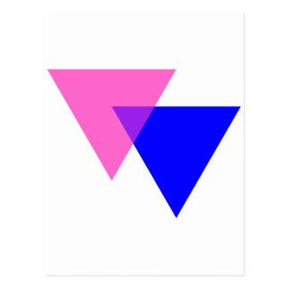 Carte Postale Biangles