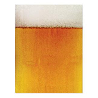 Carte Postale bière d'amusement