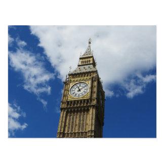 Carte Postale Big Ben, Londres, Angleterre