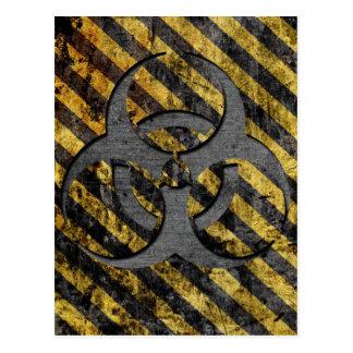 Carte Postale Biohazard