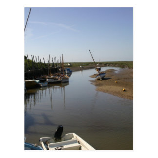 Carte Postale Blakeney, Norfolk