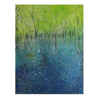 Carte Postale Bois de jacinthe des bois