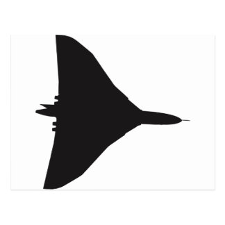 Carte Postale Bombardier de RAF Vulcan