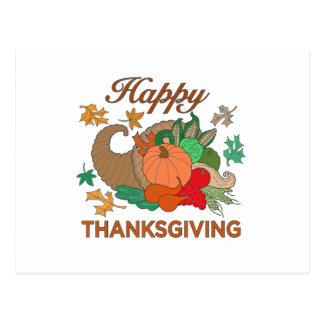 Carte Postale Bon thanksgiving