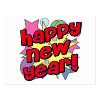 Carte Postale Bonne année !