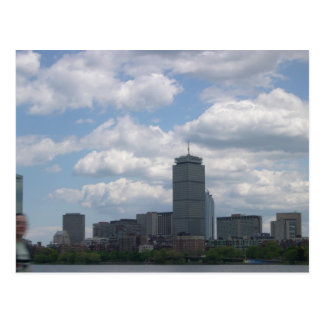 Carte Postale Boston mA