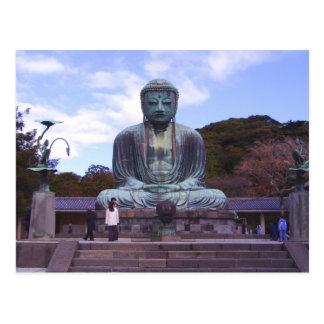 Carte Postale Bouddha de Kamikura-carte postale