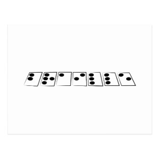 Carte Postale Braille