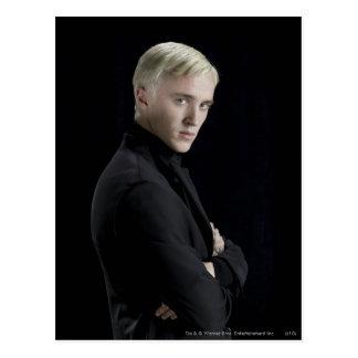 Carte Postale Bras de Malfoy de Draco croisés