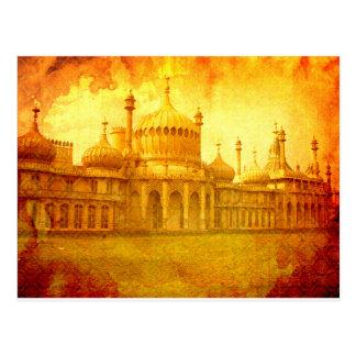Carte Postale Brighton Pavillion royal