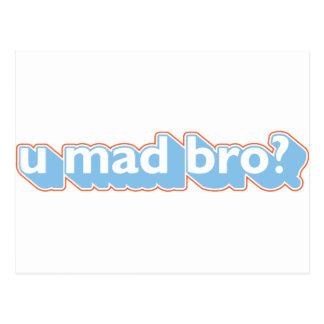 Carte Postale Bro fou d'U ?