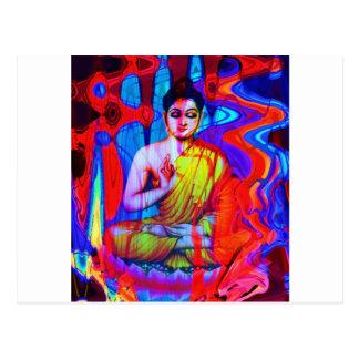 Carte Postale Bruit Bouddha