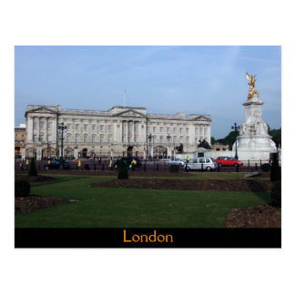 Carte Postale Buckingham Palace