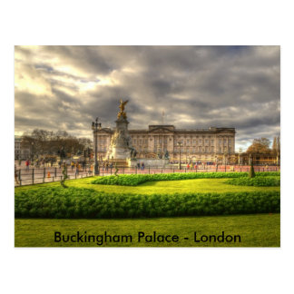 Carte Postale Buckingham Palace - Lo…