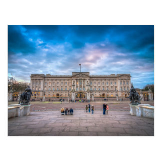 Carte Postale Buckingham Palace, Londres