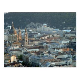 Carte Postale Budapest du centre