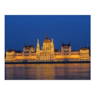 Carte Postale Budapest Hongrie