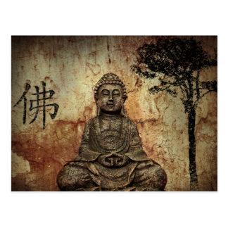 Carte Postale Buddah
