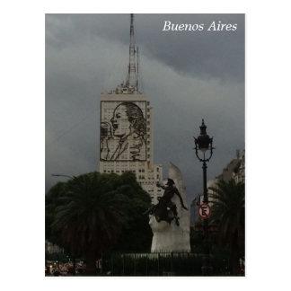 Carte Postale Buenos Aires - Torre de los Ingleses