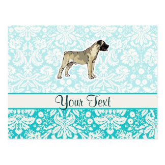 Carte Postale Bullmastiff ; Mignon