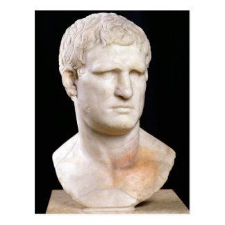 Carte Postale Buste d'Agrippa