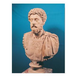 Carte Postale Buste de Marcus Aurelius