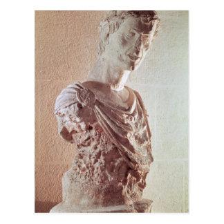Carte Postale Buste d'empereur Frederick II