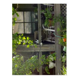 Carte Postale cabine/cottage