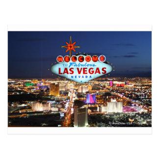 Carte Postale Cadeaux de Las Vegas