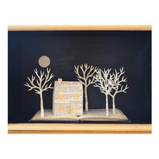 Carte Postale Caisson lumineux 2012 de cottage