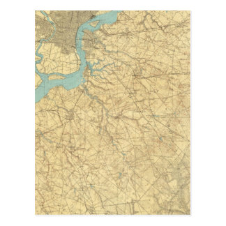 Carte Postale Camden, New Jersey