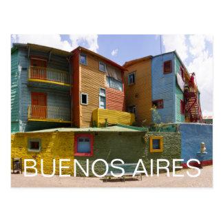 Carte Postale Caminito, La Boca, Buenos Aires