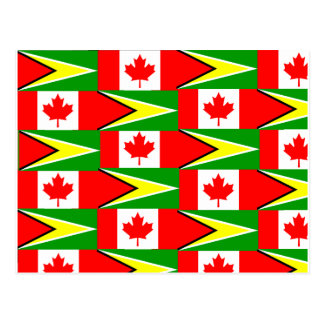 Carte Postale Canadien guyanais
