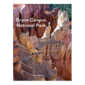 Carte Postale Canyon de Bryce