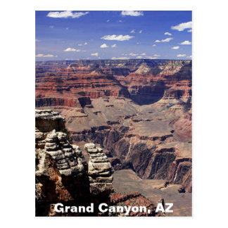 Carte Postale Canyon grand, Arizona