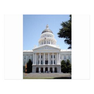 Carte Postale Capital de Sacramento