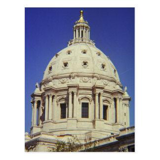 Carte Postale Capitale de l'État du Minnesota