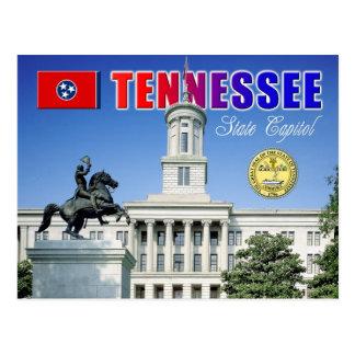 Carte Postale Capitol d'état du Tennessee à Nashville
