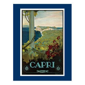 Carte Postale Capri